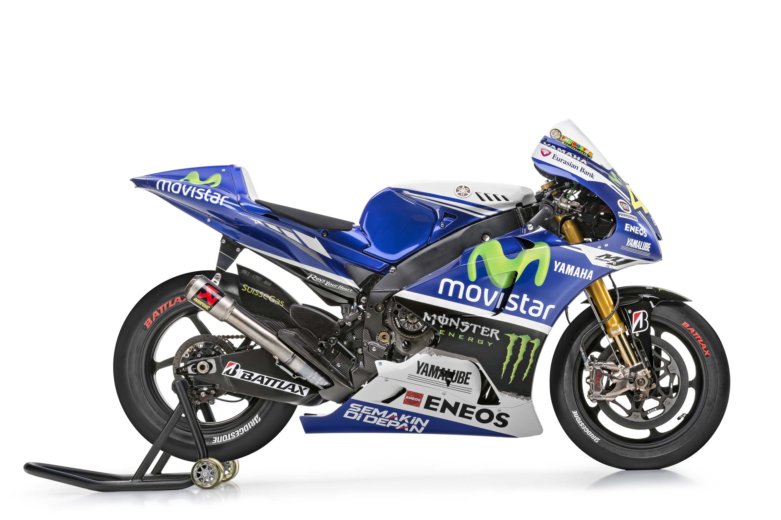 Movistar Yamaha 2014 Gallery