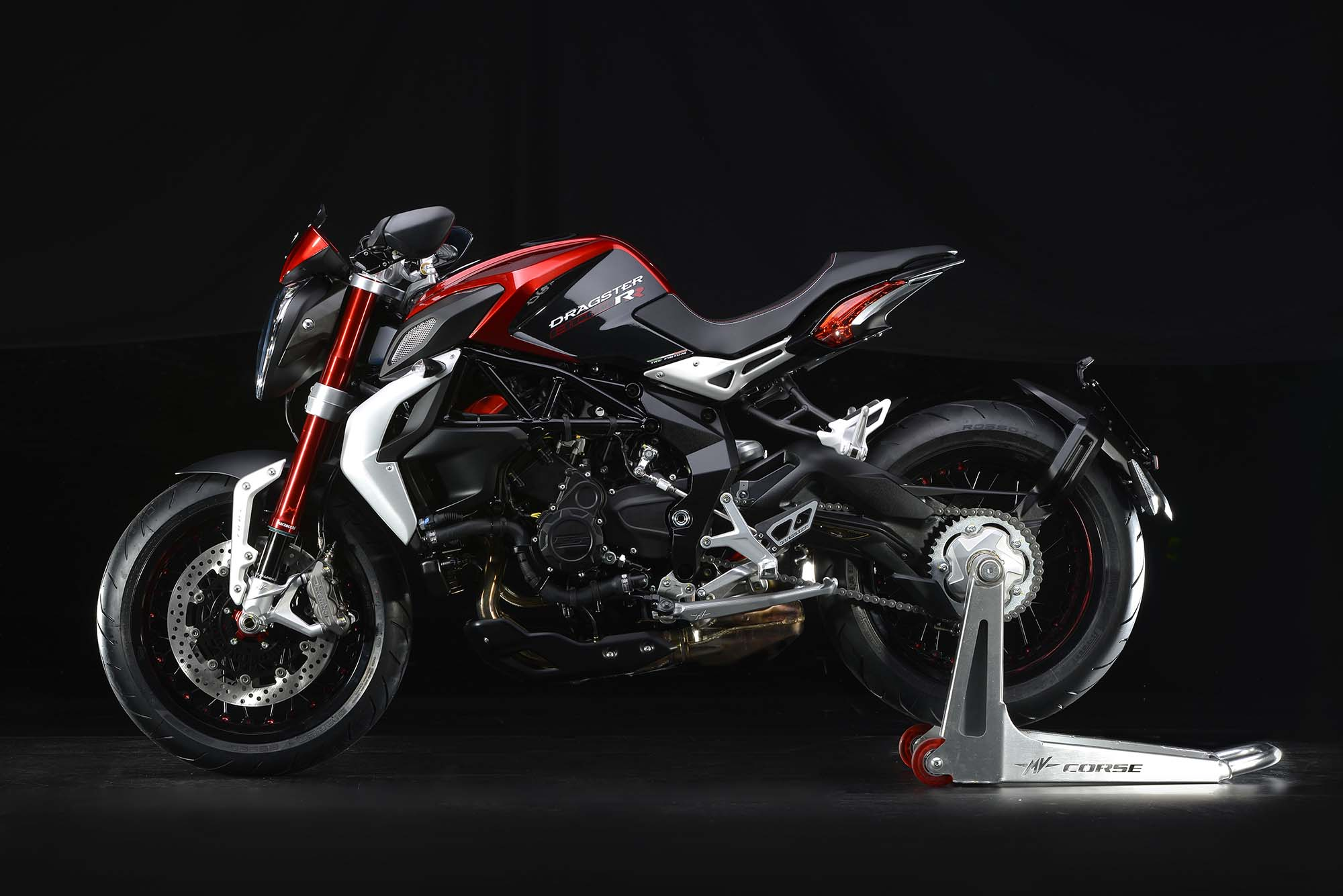 officially official mv agusta brutale dragster 800 rr asphalt rubber. Black Bedroom Furniture Sets. Home Design Ideas