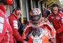 Nicky Hayden Breaks Shoulder & Ribs in Training Accident thumbs nicky hayden valencia spain ducati corse 01