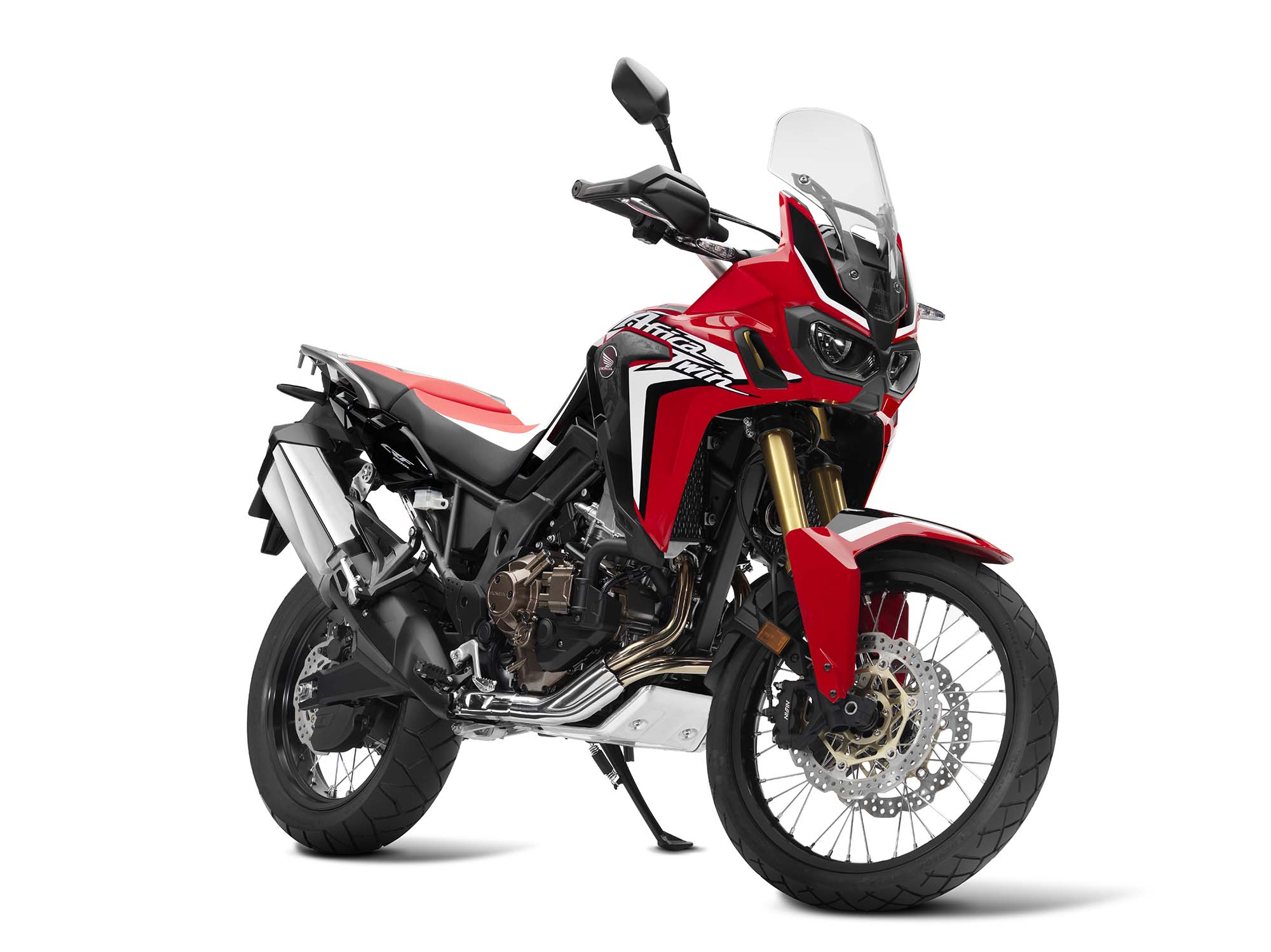 official details photos of the 2016 honda africa twin. Black Bedroom Furniture Sets. Home Design Ideas