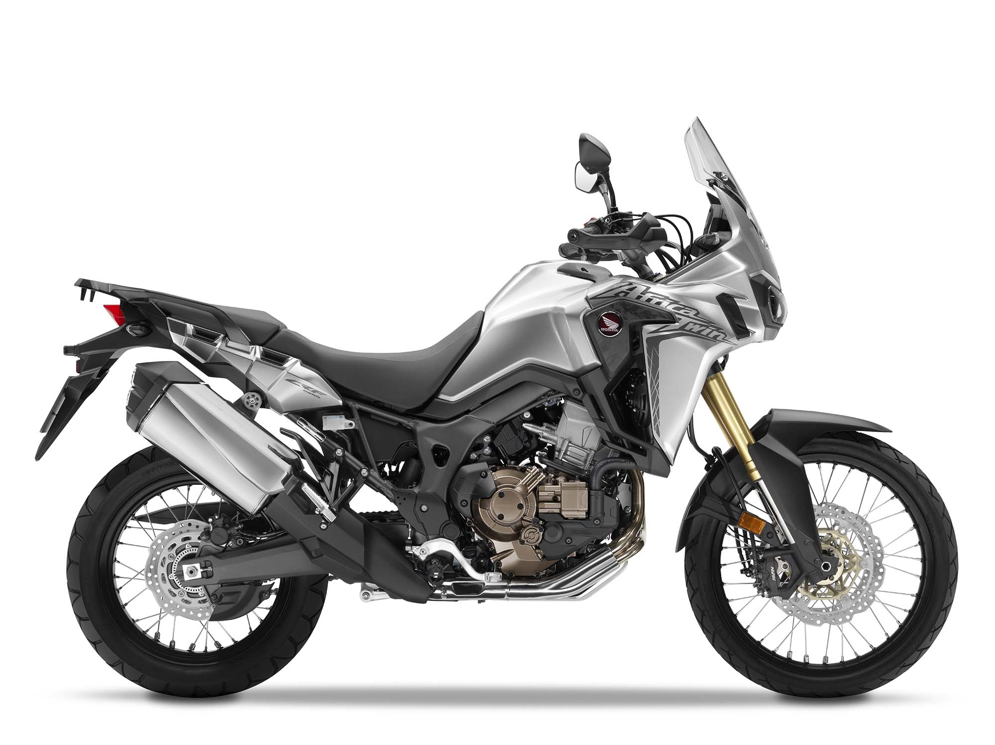 Official Details Amp Photos Of The 2016 Honda Africa Twin