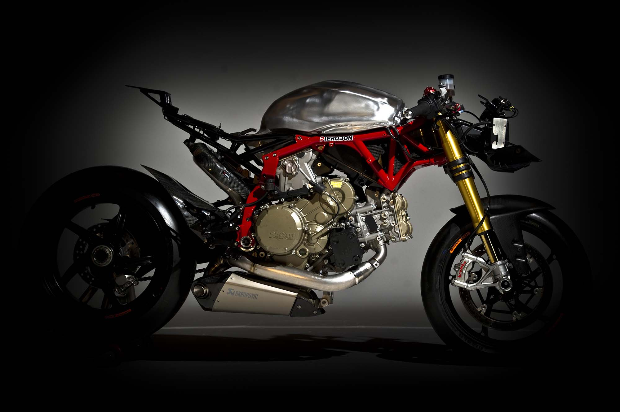 Ducati Monster Streetfighter Headlight