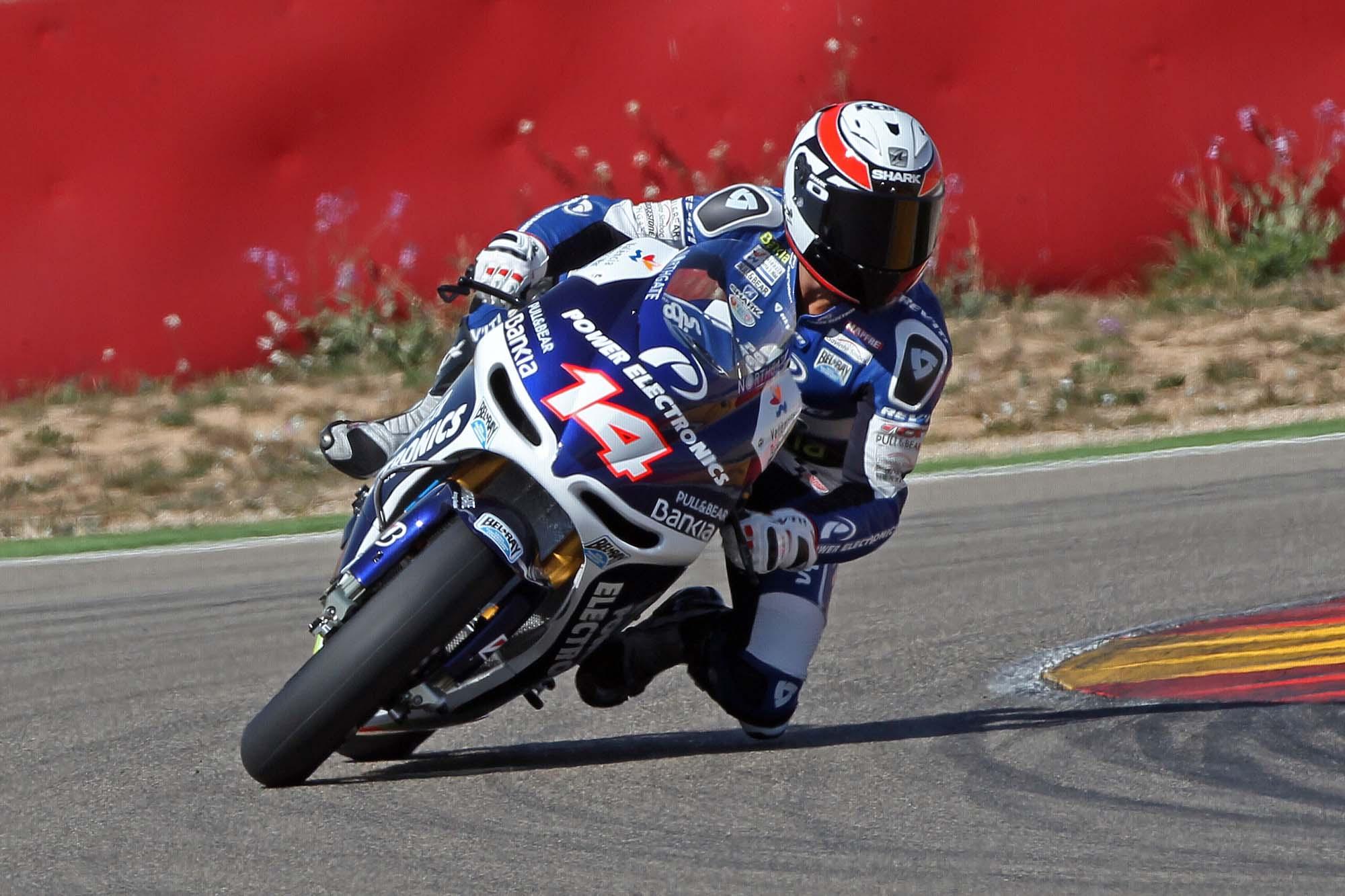 Aspar Racing's Aprilia-Designed CRT MotoGP Bike - Asphalt & Rubber