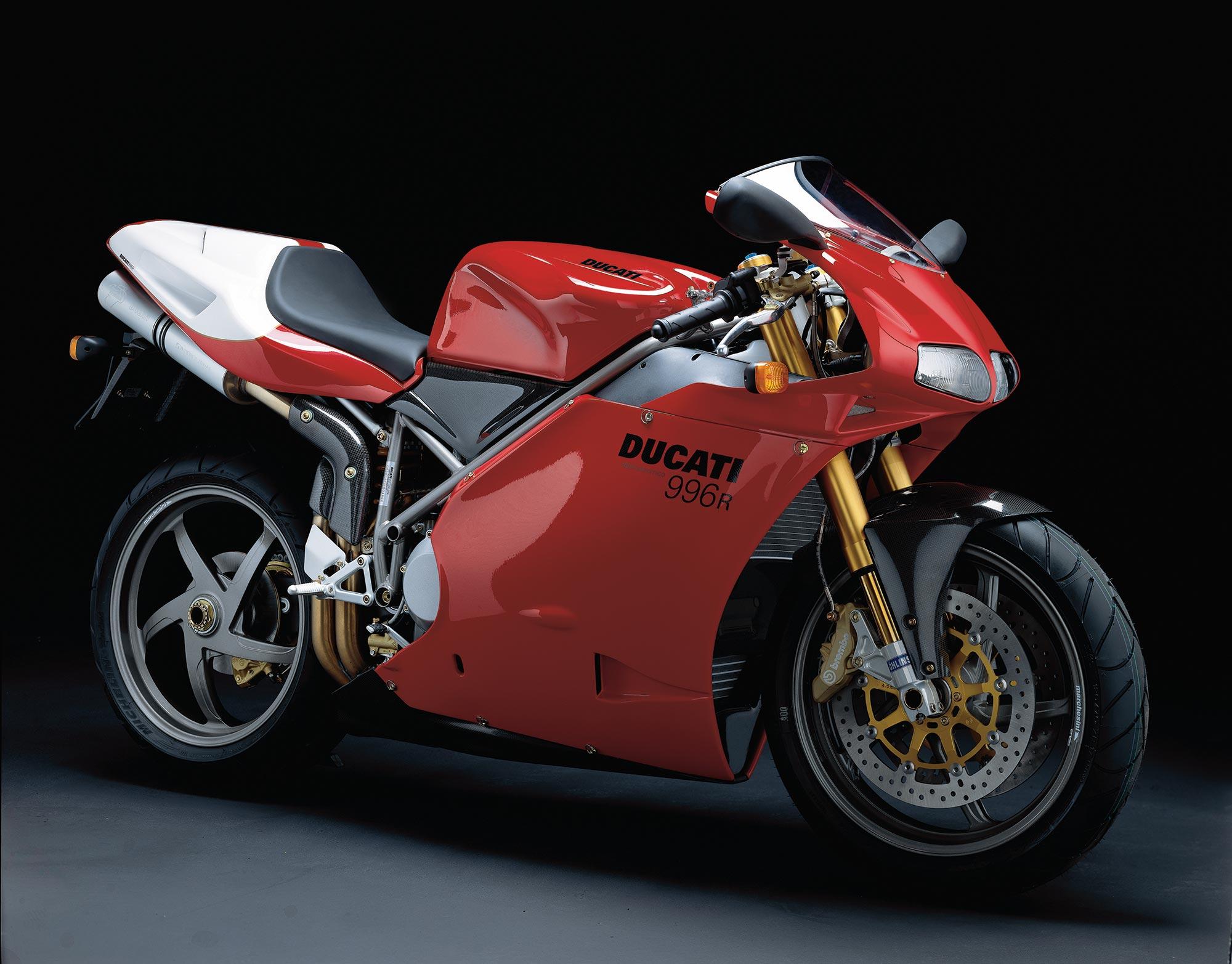 A Quarter Century Of Ducati Superbikes In Photos