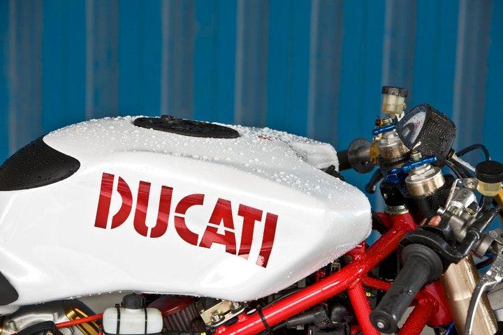 Radical Ducati 9 frac12 Asphalt amp Rubber