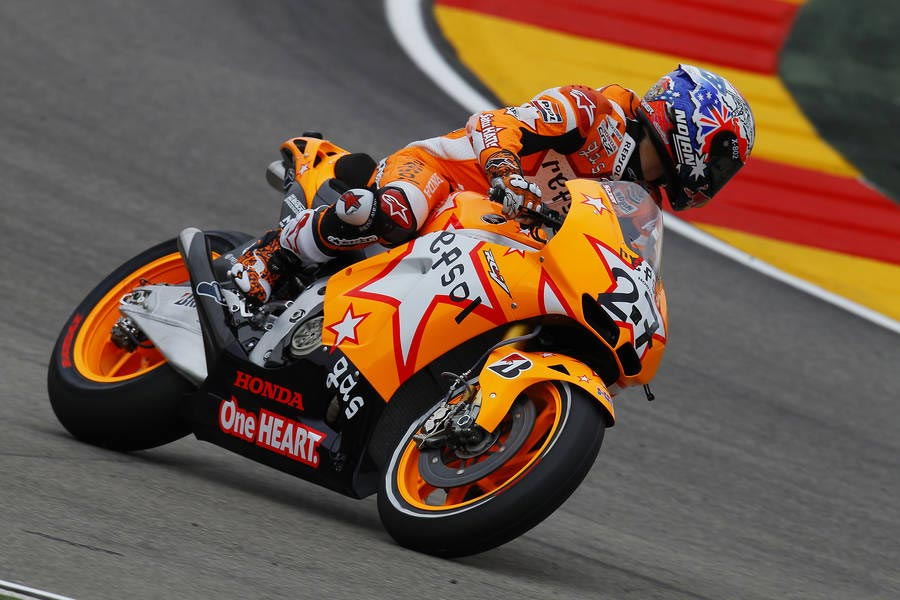 Photos: Special Repsol Honda MotoGP Livery from Aragon - Asphalt & Rubber