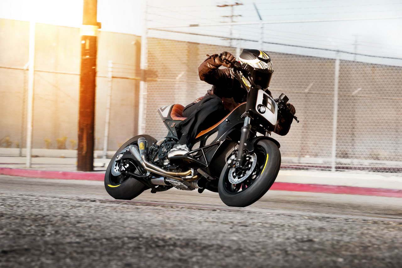 Roland Sands Hyper Modified TMAX 530cc - YouTube
