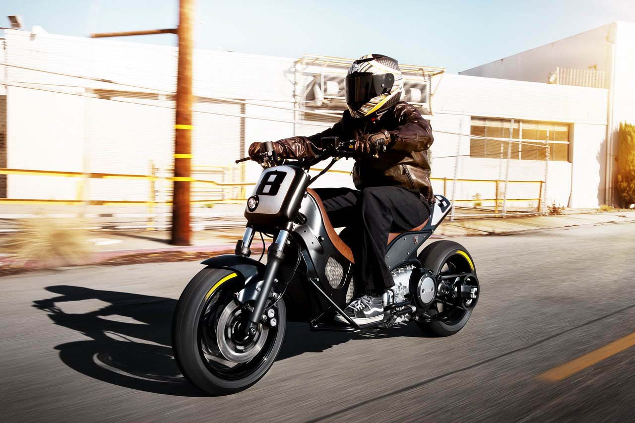 roland sands hypermodifies the 2012 yamaha tmax 530 asphalt rubber. Black Bedroom Furniture Sets. Home Design Ideas