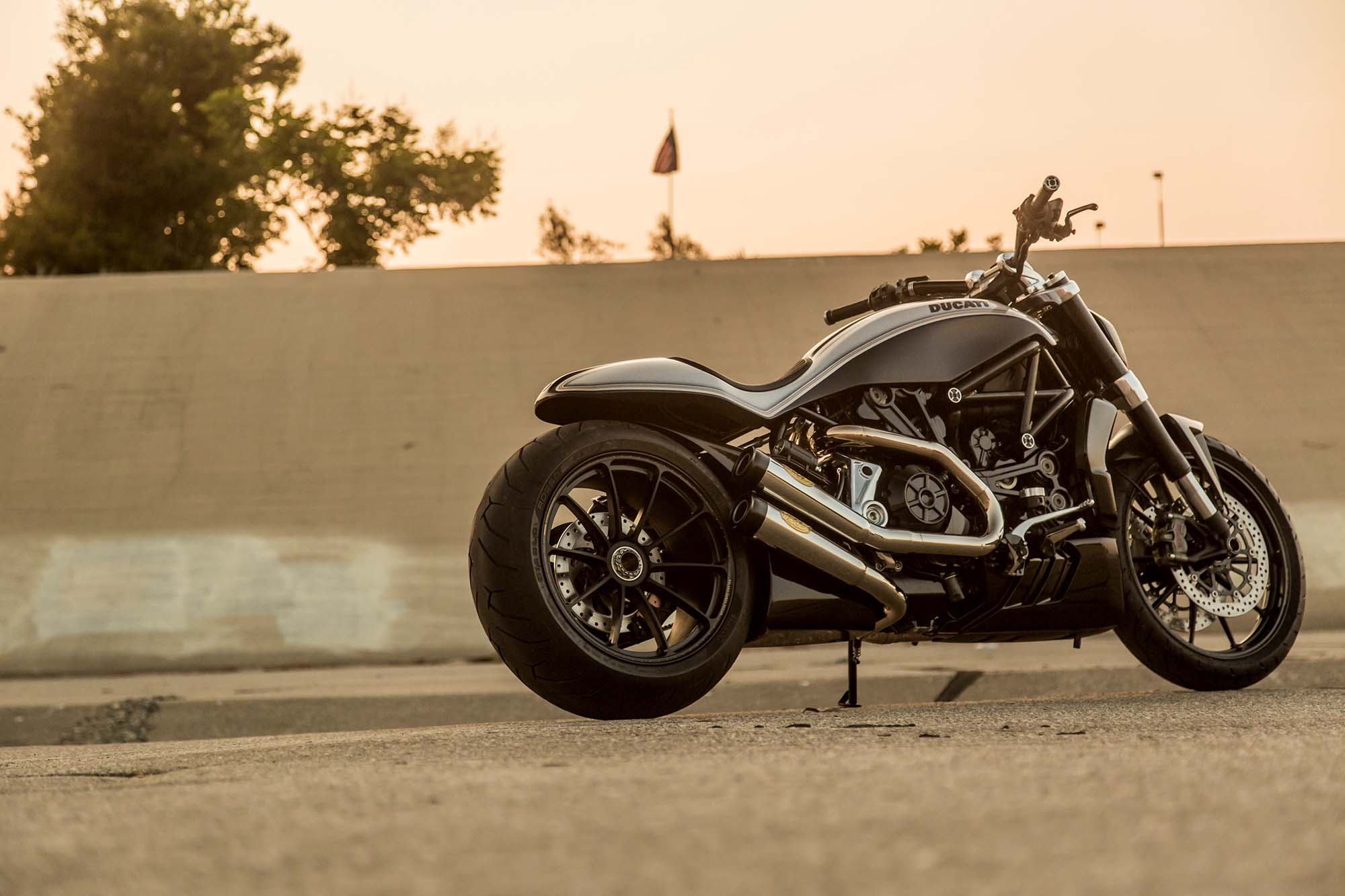 Here's a Cus... Ducati Bikes Price