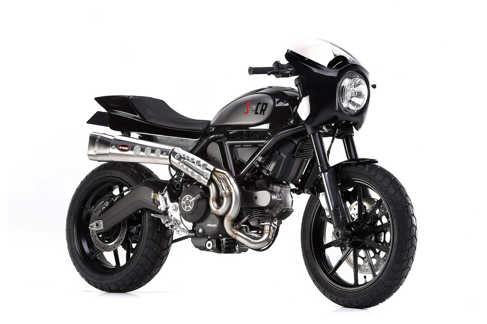 Ducati Scrambler Discussion