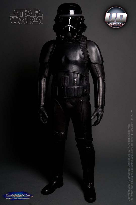 Star Wars Stormtrooper Leathers Yes Oh Baby Jesus Yes