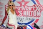 Team SuperMartxé VIP by Paris Hilton Launches   Further Down the Downward Spiral? thumbs paris hilton 125gp motorcycle race team launch 5