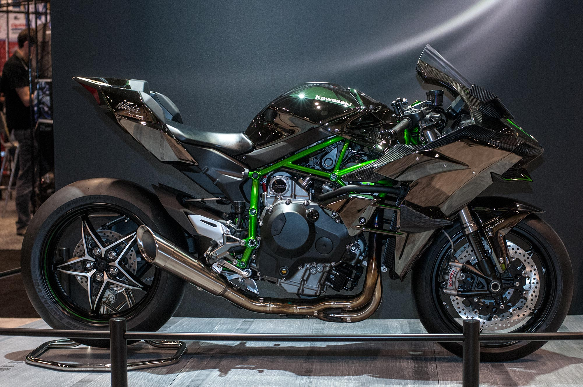 Kawasaki H Street Fighter