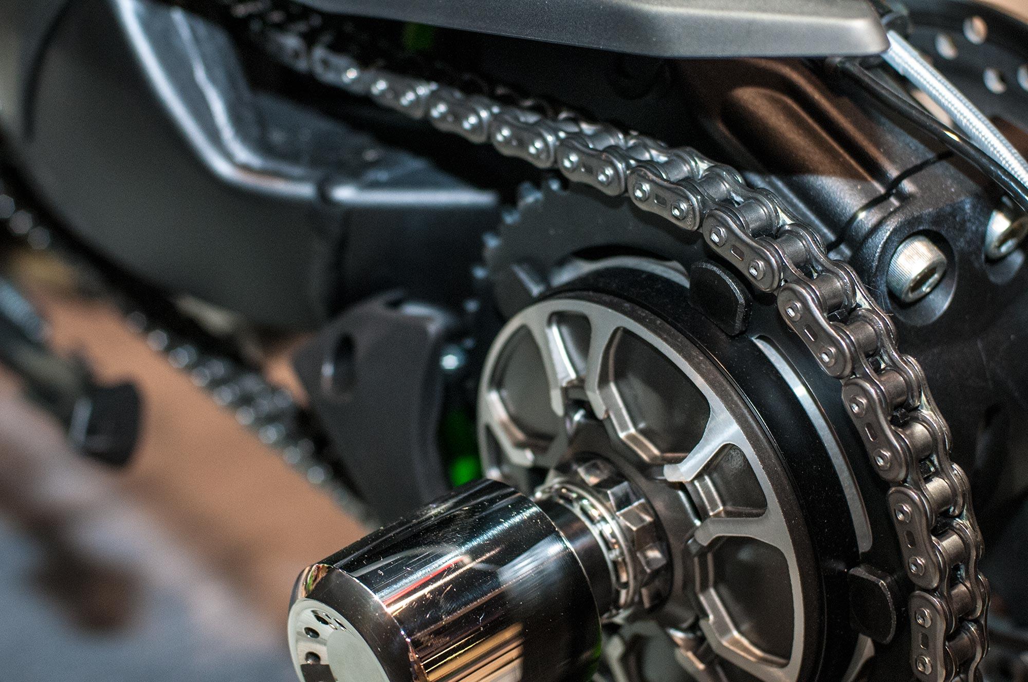 Kawasaki Ninja Incorrect Spedometer