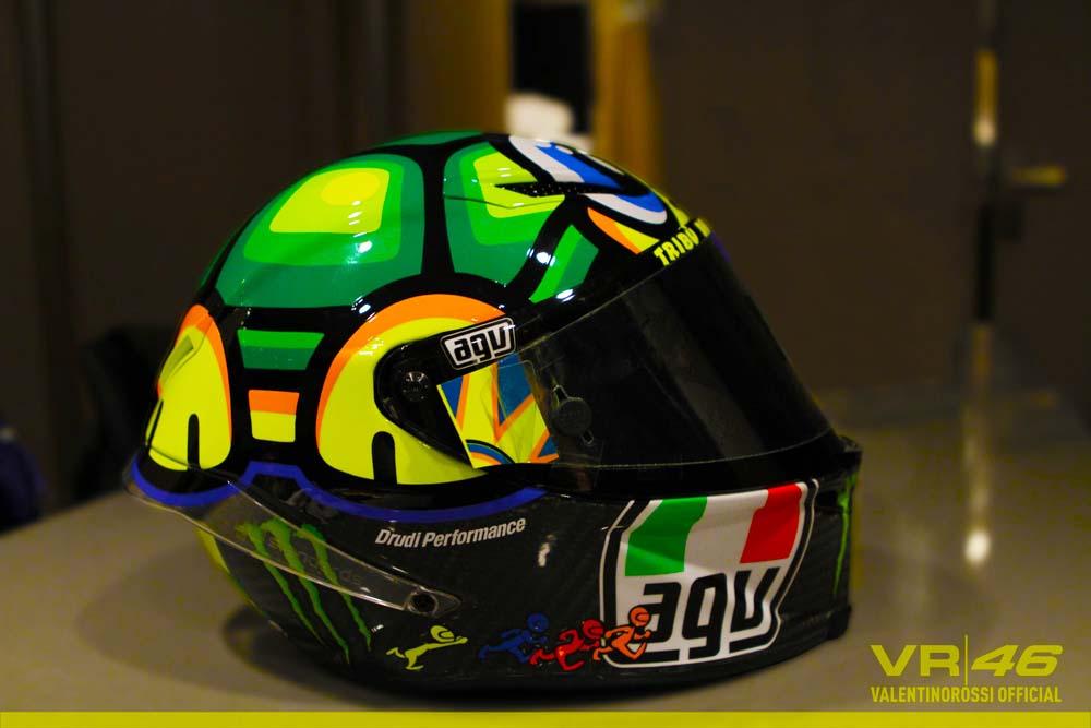 VALENTINO ROSSI Helme - Champion Helmets