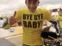 Valentino Rossi Goodbye Baby