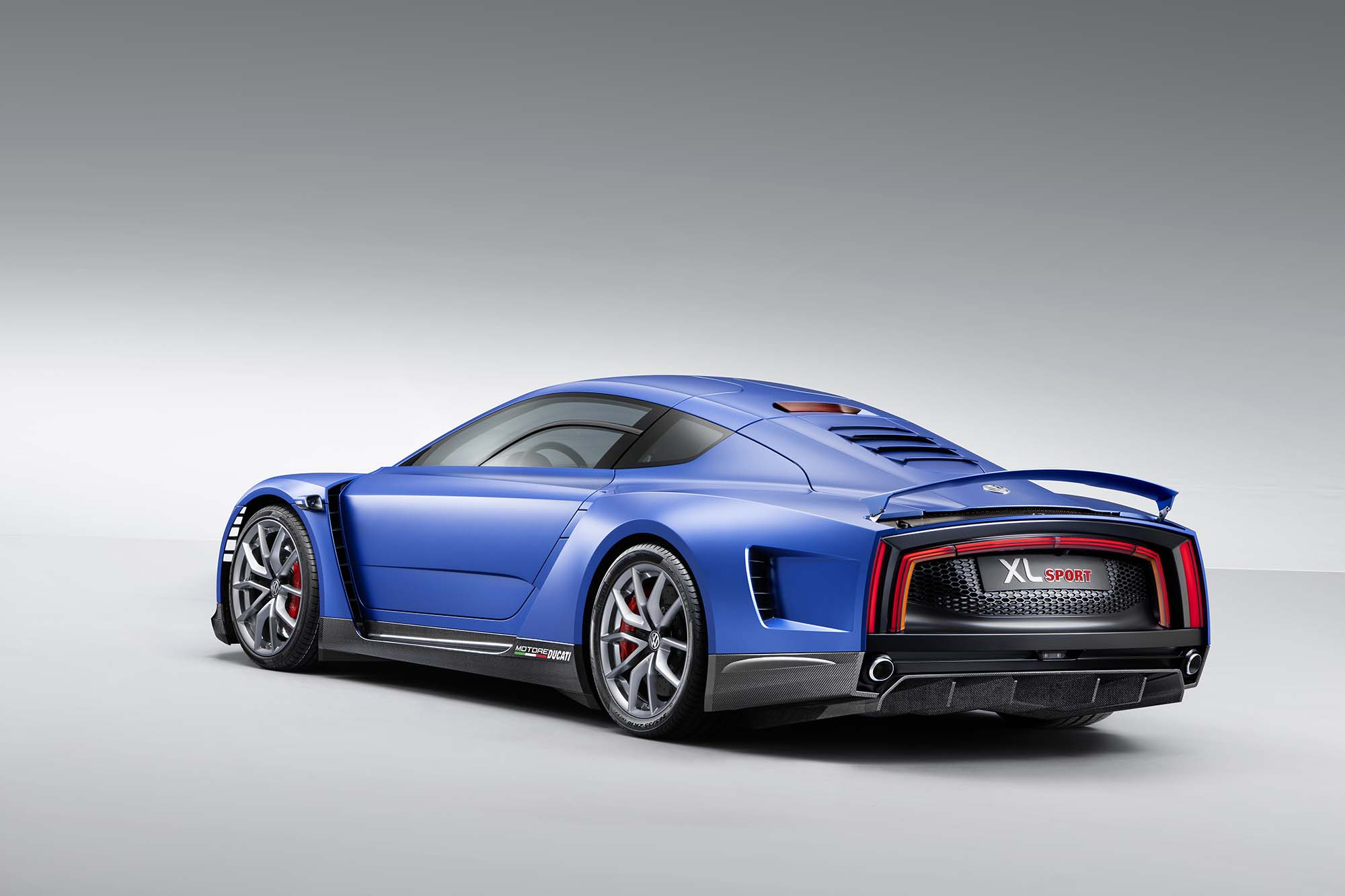 Volkswagen Xl Sport A Ducati Superleggera Powered Car Asphalt