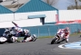 Photo: Five   Two = Podium thumbs last corner crash donington park world superbike