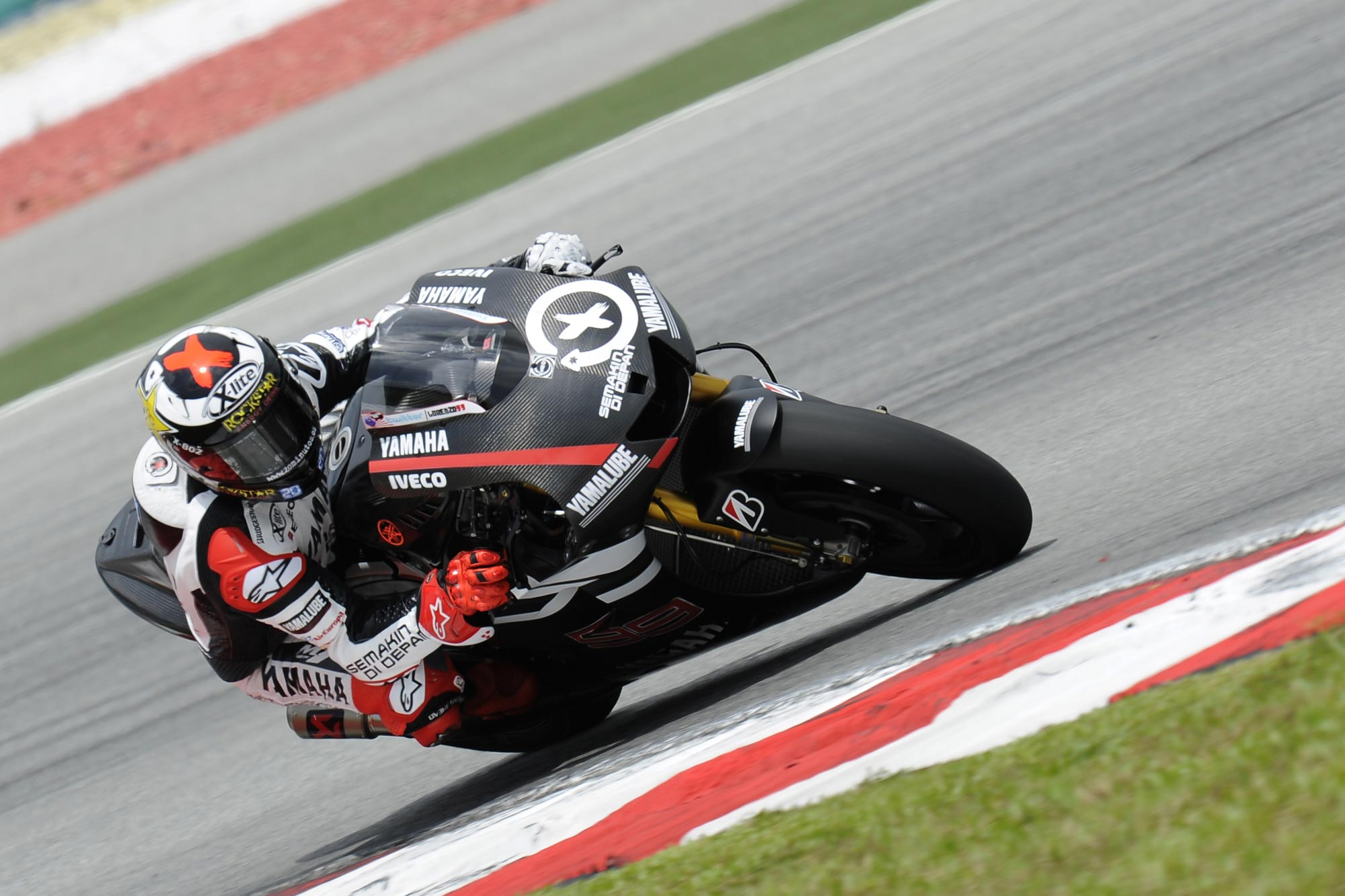 MotoGP: Test Results & Photos from Day 1 at Sepang - Asphalt & Rubber