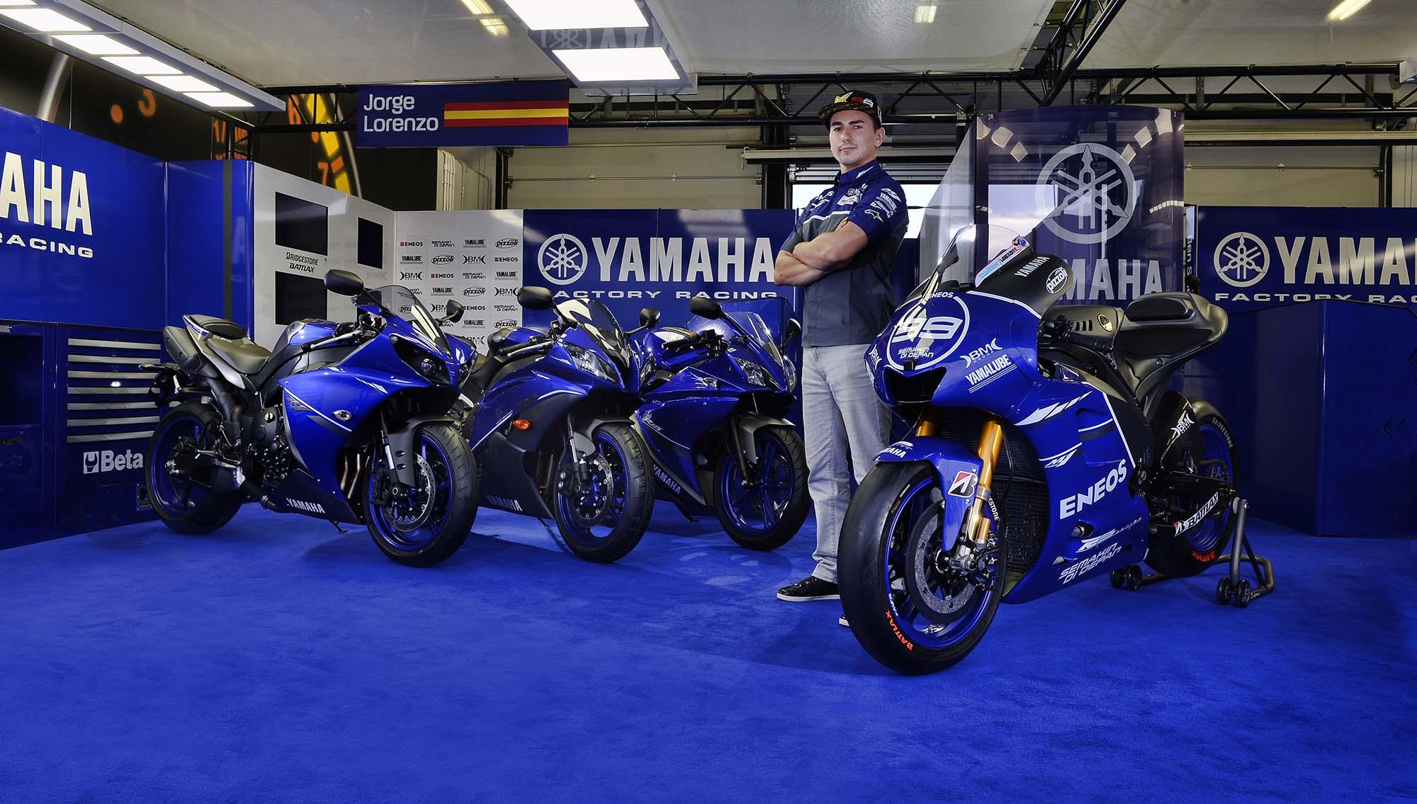 MotoGP: Yamaha Racing Goes Blu for Misano & Aragon - Asphalt & Rubber