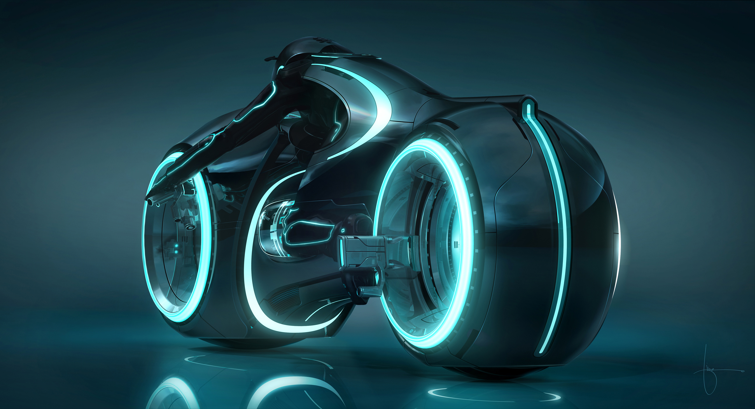 Tron Legacy is due to come out