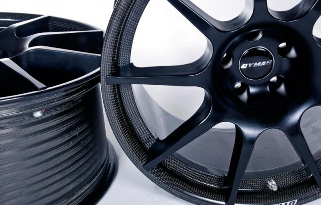 Wheel Manufacturer Dymag Racing Enters into Bankruptcy Dymag carbon fiber wheel 635x406