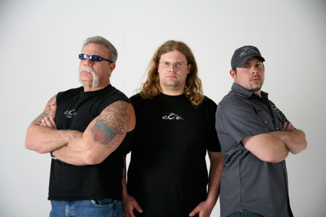 Orange County Choppers Teutuls Head to Court: Paul Sr. Sues Paul Jr. for Over $1.5 Million american chopper orange county choppers paul sr paul jr court 635x423