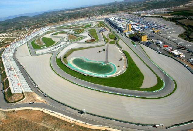 Motogp And Wsbk Battle Over Valencia Exclusivity