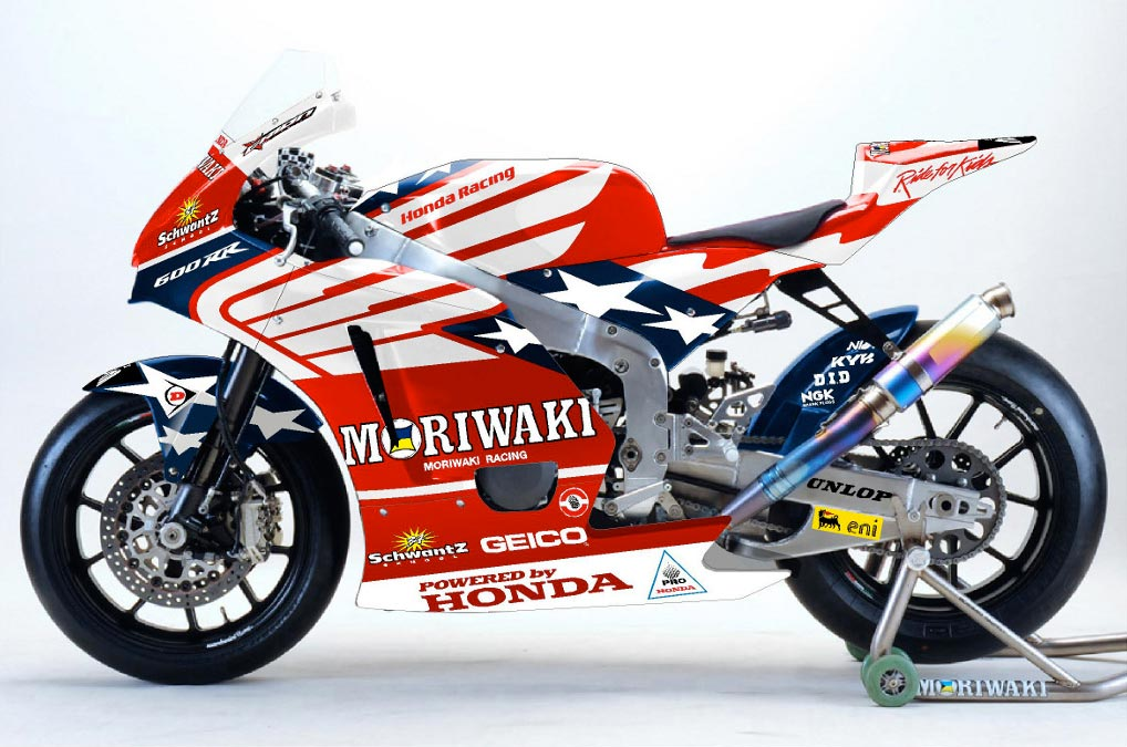 Honda Moto2 Livery For Indy Revealed Asphalt Amp Rubber