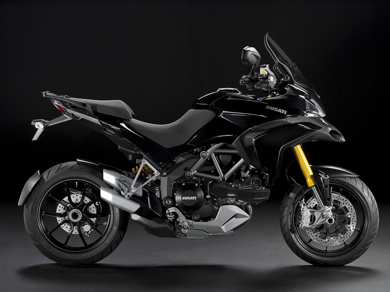 Ducati Recalls Multistrada for Three Defects 2010 Ducati Multistrada 1200S black 635x475