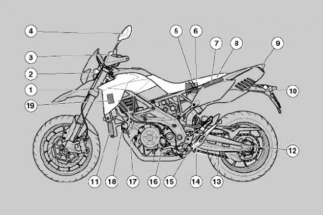 Aprilia Dorsoduro 1200 on the Way 2011 Aprilia Dorsoduro 1200 service manual 635x423