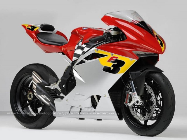 anticipated MV Agusta F3 (that Castiglioni hopes will save MV Agusta),
