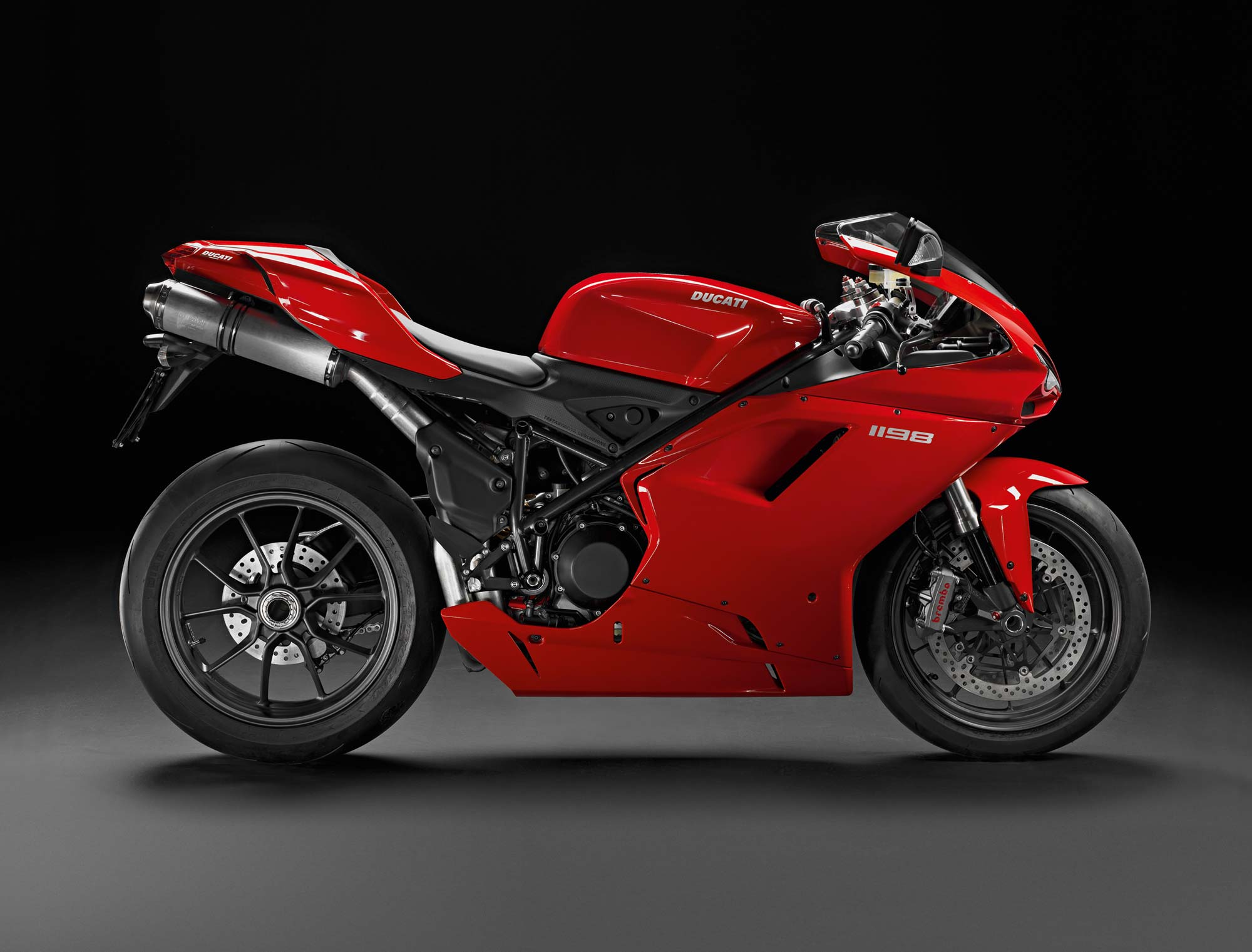 2011 Ducati Superbike 1198 Gets Free Traction Control