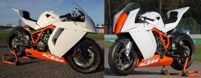 2011 KTM 1198 RC8 R Track Launching at Intermot 2011 KTM 1190 RC8R track 663x258