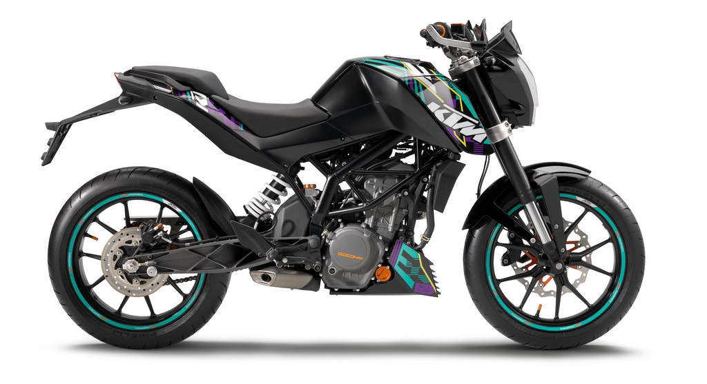 Finally officially debuted at Intermot, KTM took the wraps off its 2011 KTM
