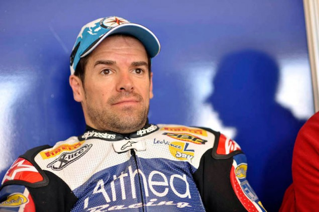 Carlos Checa Comes Back to MotoGP, Riding for Pramac Ducati at Estoril And Valencia   Replaces Mika Kallio Carlos Checa Althea Ducati 635x422
