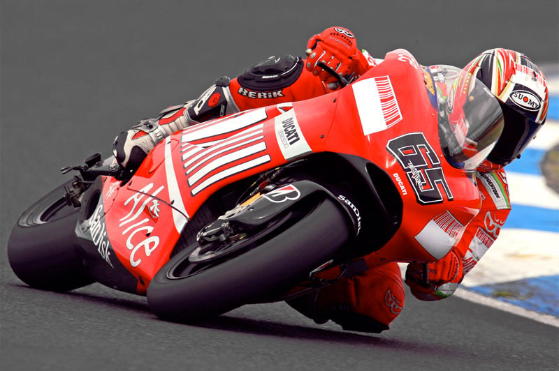 Official: Loris Capirossi to Pramac Ducati - Asphalt & Rubber