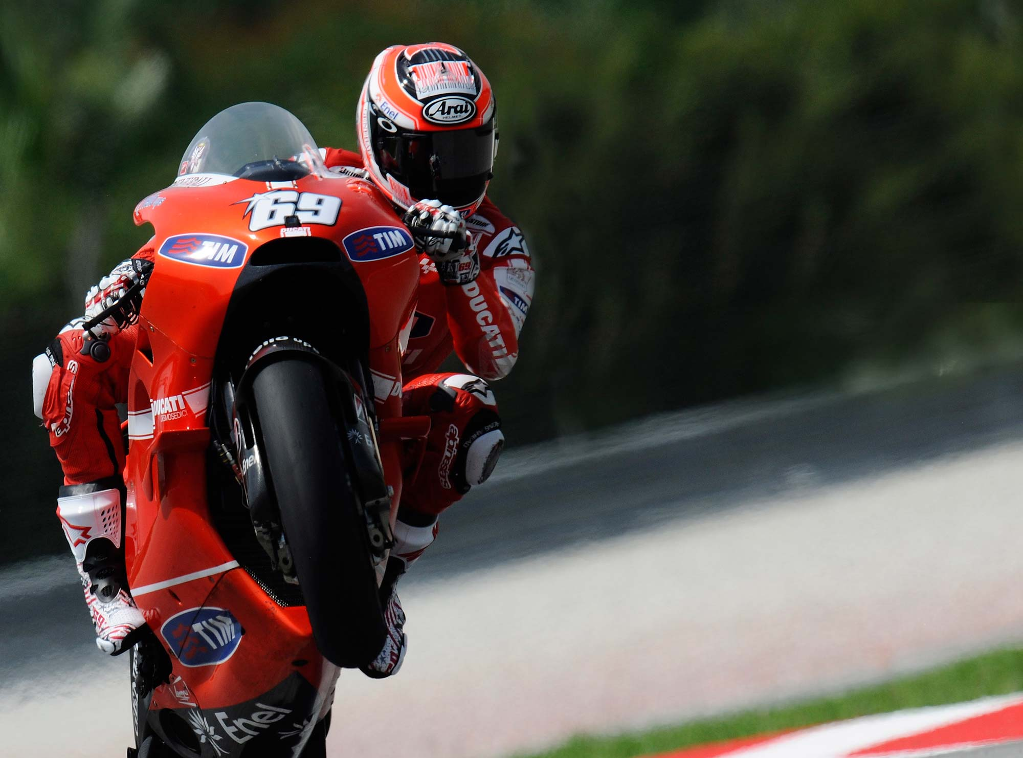 nicky hayden motogp Photo