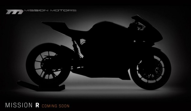 Mission R   Mission Motors Teases Its 2nd Gen Racer Mission R Mission Motors teaser 635x369