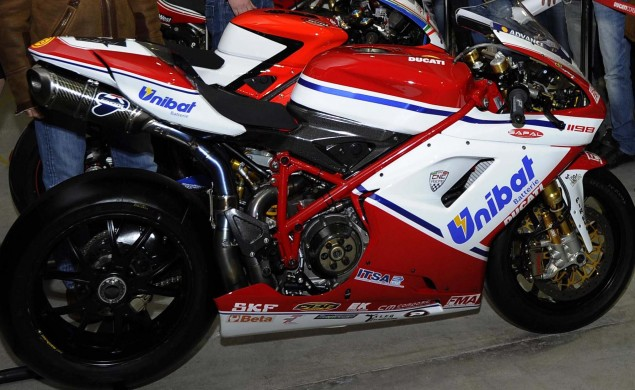 Althea Dont Call Us Xerox Ducati Debuts 2011 Livery 2011 Althea Ducati race livery 635x390