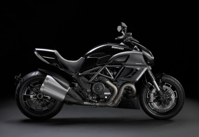 Ducati Diavel Diamond Black   You Get What You Ask For Ducati Diavel Black Diamond 2 635x438