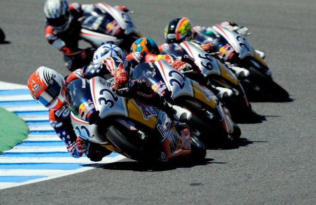 World Superbike Starts Its Own Rookie Series Red Bull Rookies Cup 635x412