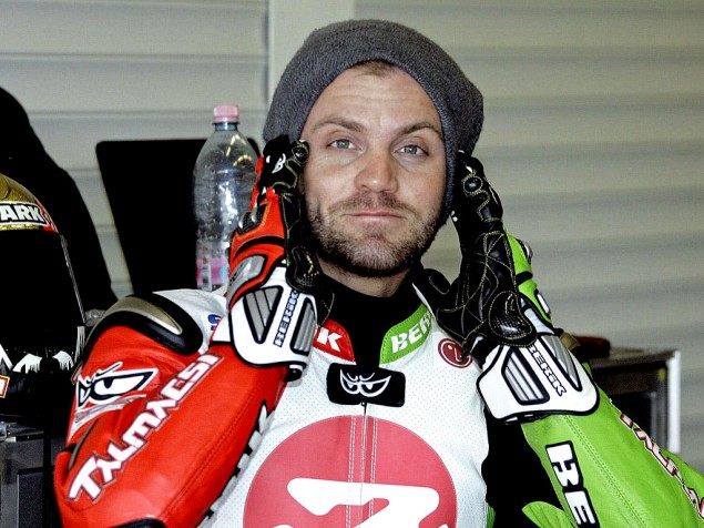 WSBK: Talmacsi Out, Bryan Staring in at Team Pedercini? Gabor Talmacsi 635x476