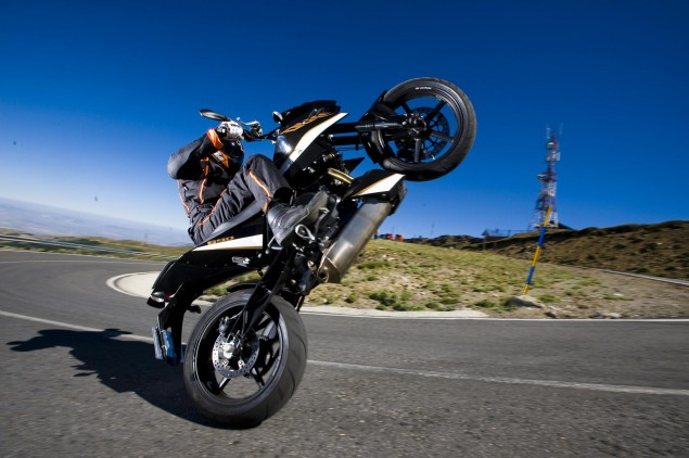 Rumor: New KTM Super Duke & Adventure Bikes in 2013 KTM 690 Super Duke 635x422