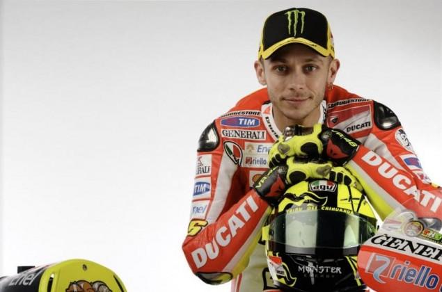 valentino rossi 2011 ducati. Valentino Rossi himself,