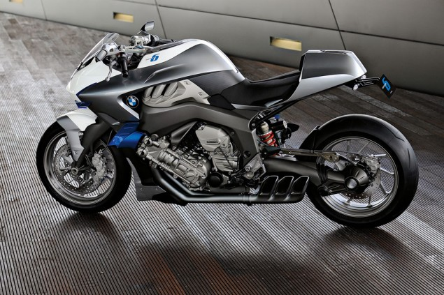 BMW Motorcycle Sales Up 24% in January BMW Concept 6 635x423