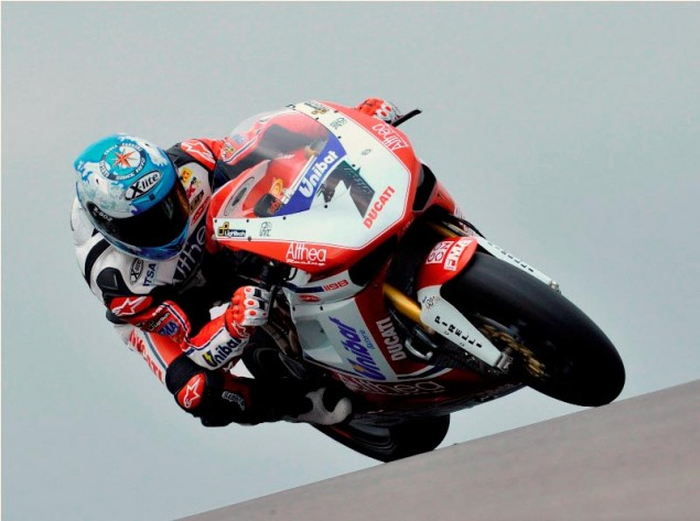 WSBK: Checa Fastest at First Day of Phillip Island Testing Carlos Checa Althea Ducati WSBK 635x473