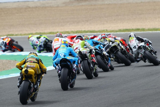 State Government Backs Jerez de la Frontera Circuit   Ensures MotoGP Racing Through 2016 2010 Spanish GP Jerez Spain 635x423