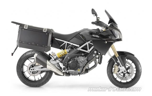 A Better Look at the Aprilia Caponord 1200 2012 Aprilia Caponord 1200 photoshop