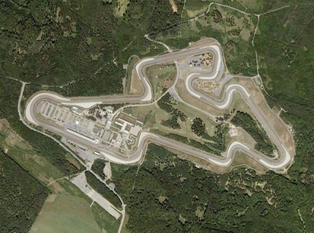 Brno Needs National Support for 2012 MotoGP Race Autodromo Brno 635x470